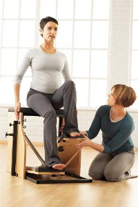 Berliner Pilates for pregnancy